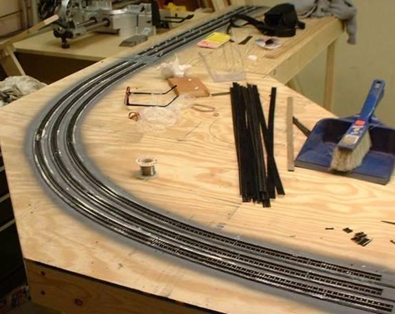 Capital PenNScalers NTrak - Module Construction Page 3